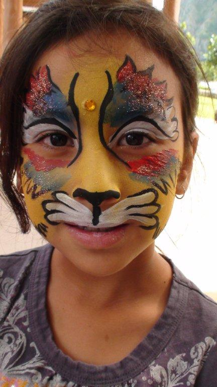 Butterfly Tiger Face Painting.jpg